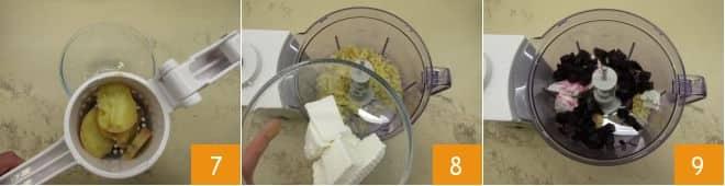 Crocchette di barbabietola