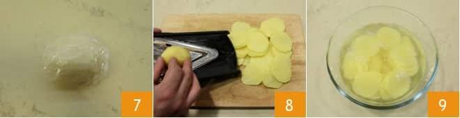 Torta rustica salata