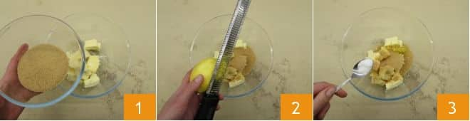 Crostata con ricotta e marmellata
