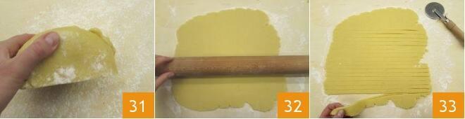 Crostata amalfitana