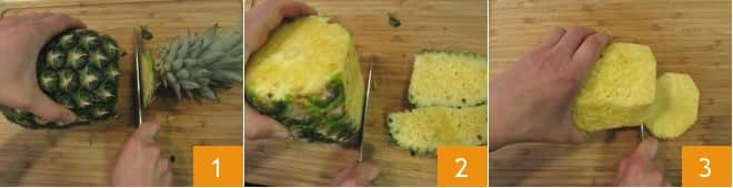 Frittelle di ananas