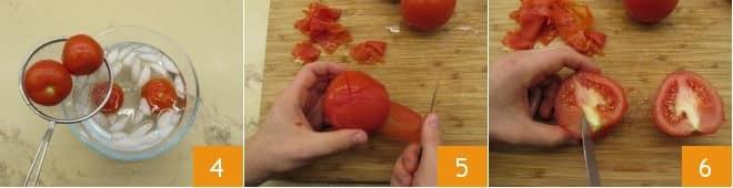 Gelo di pomodoro