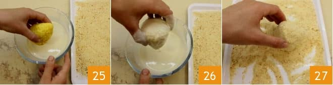 Arancini di riso