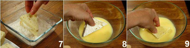mozzarellacarrozza 3 Ricette: Mozzarella in carrozza. Video