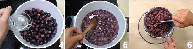 Sugoli d'uva