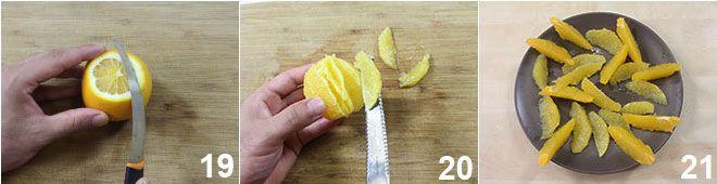 Arrosto all'arancia