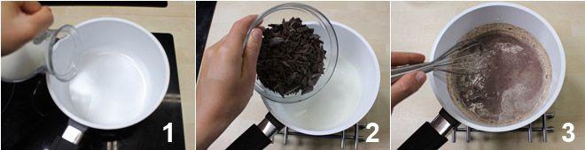 Soufflé al cioccolato