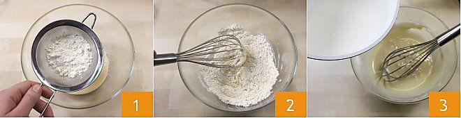 Crema pasticcera al cioccolato bianco