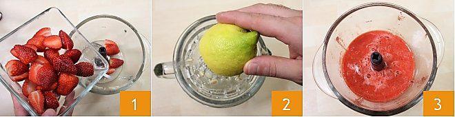 Come preparare la coulis