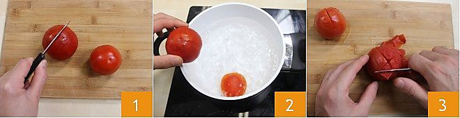 Come tagliare le verdure