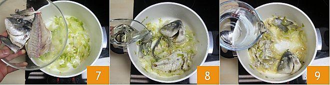Fumetto di pesce