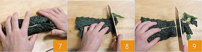 Come pulire cavoli e cavolfiori