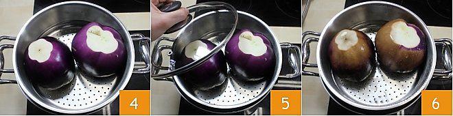 ricetta melanzane ripiene di spaghetti alla norma - la ricetta di ... - Come Cucinare Le Melanzane Ripiene