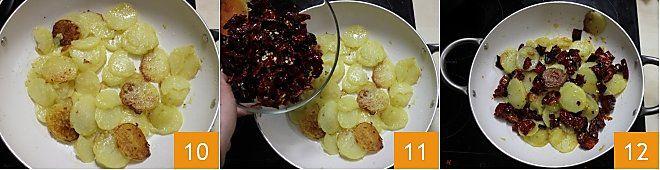 Patate e peperoni cruschi