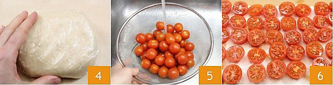 Tatin di pomodori e feta