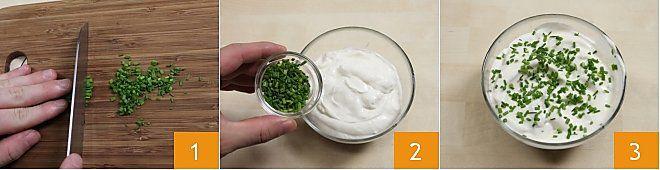 Finta maionese senza uova