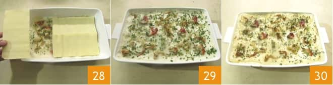 Lasagne di fasolari
