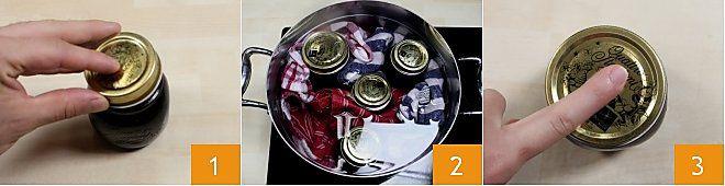 Come sterilizzare i vasetti