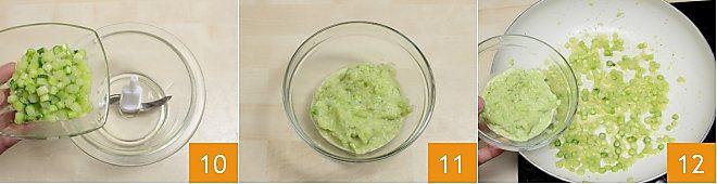 Tagliatelle agli asparagi e pesto