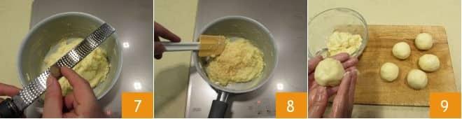 Canederli di semolino