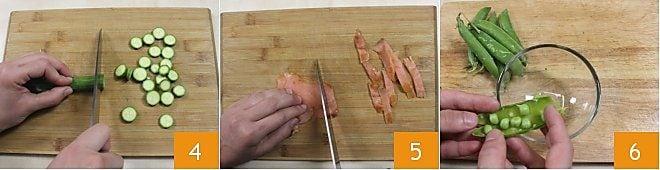 Clafoutis al salmone