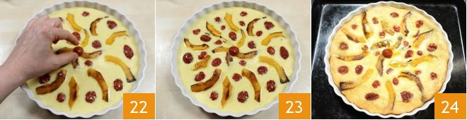 Clafoutis salato
