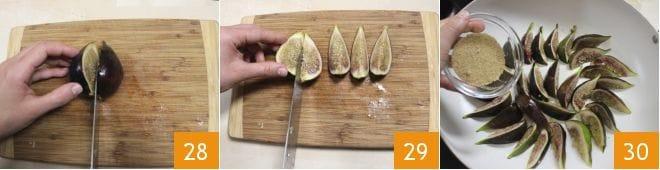 Crostata di fichi e mascarpone