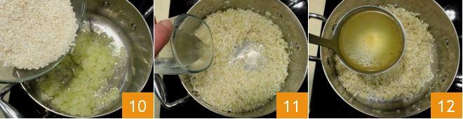 Torta di riso schiacciata