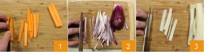 Pollo in carpione