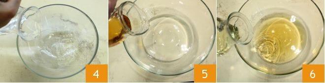 Salmone in carpione con julienne di verdure
