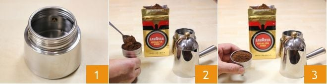 Pavlova al caffè