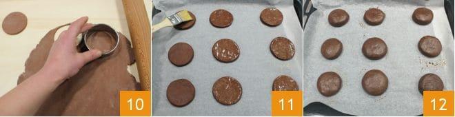 Scones al cioccolato