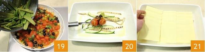 Lasagne primavera alle verdure