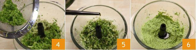 Passatelli al pesto di zucchine