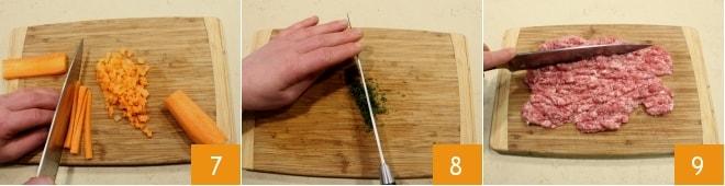 Tagliatelle pasticciate al forno