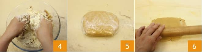 Semifreddo al caramello salato
