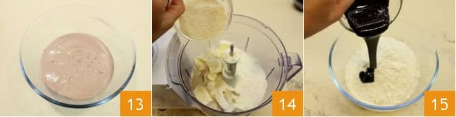 Bicchierino allo yogurt e cioccolato