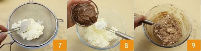 Torta sbriciolata alla Nutella