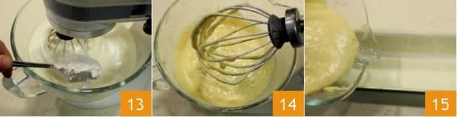 Plumcake all'olio