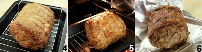 Roast-beef all'inglese