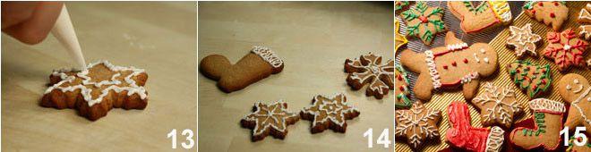 Biscotti di Pan di zenzero (gingerbread)