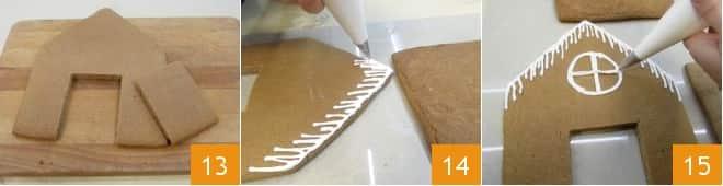 Casetta di pan di spezie