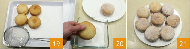 Bombe fritte