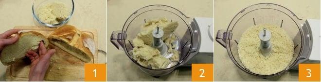Pasta e mollica