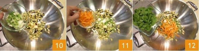 Couscous alle verdure