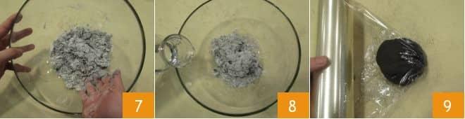 Tagliolini al doppio nero di seppia
