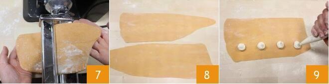 Ravioli rossi al pomodoro