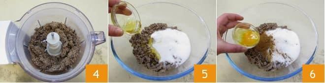 Stelle croccanti con cioccolato e cannella
