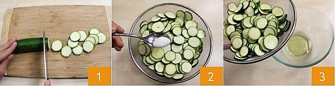 Zucchine a scapece