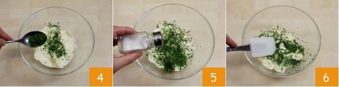 Orecchiette alle erbe aromatiche